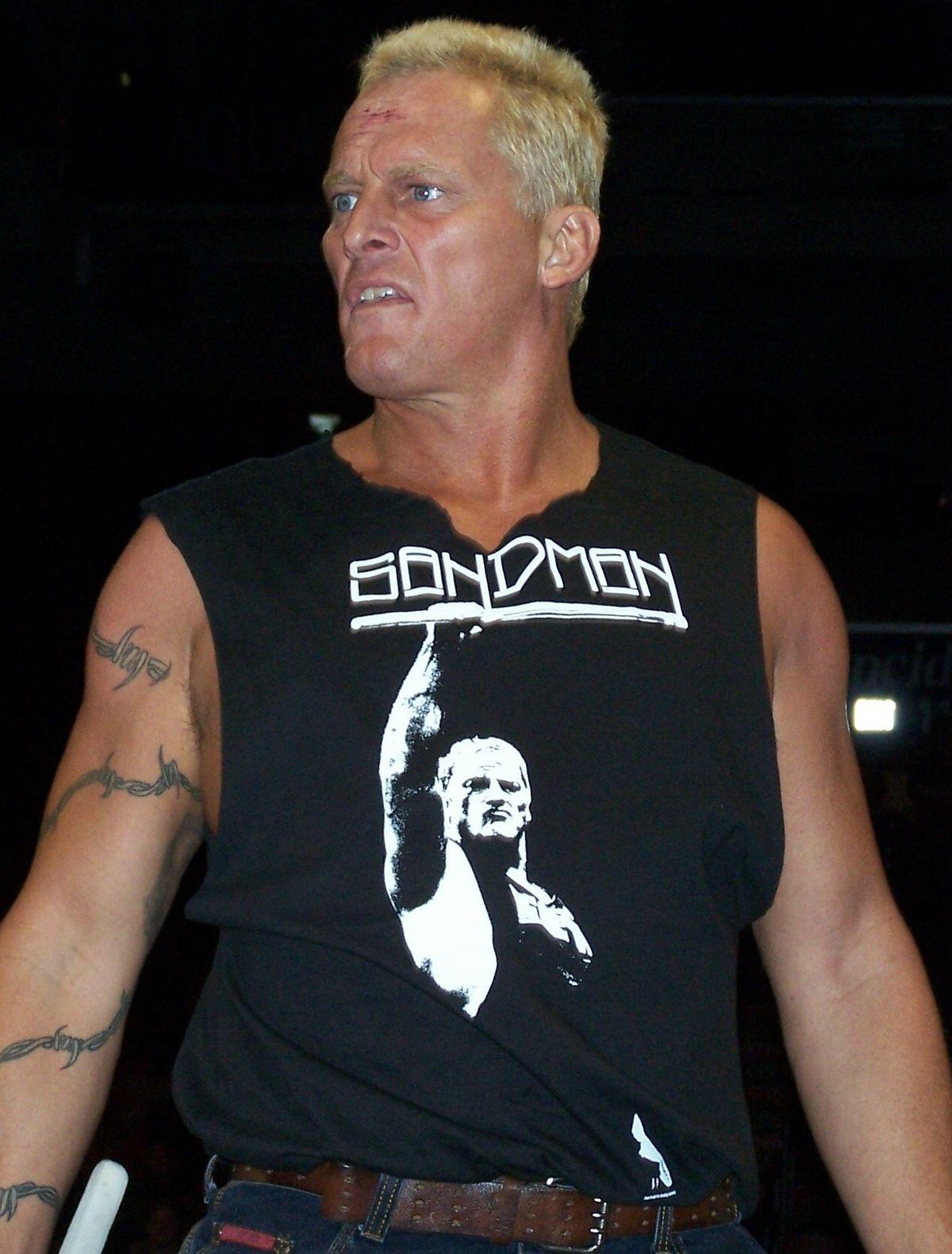 the sandman wrestler wikipedia