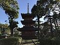 Sanjunoto Tower of Buzen-Kokubunji Temple 6.jpg