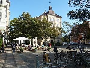 Sankt Jakobs Plads - Sankt Jakobs Plads