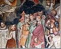 Sano di giorgio (scuola pistoiese, attr.), adorazione dei magi, 1390 ca. 05.jpg