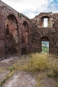 Monasterio de Sant Genís de Rocafort