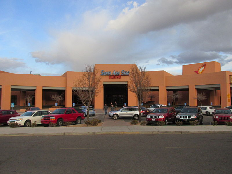 File:Santa Ana Star Casino, Santa Ana Pueblo NM.jpg