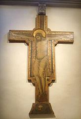 Crucifix de Pacino di Buonaguida