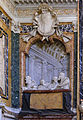Santa Maria della Vittoria, Rome - Cornaro chapel - sculptured spectators (right).jpg