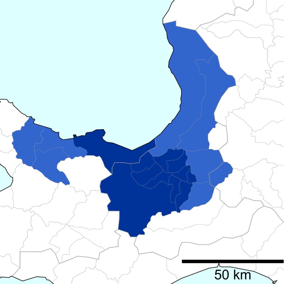 Sapporo Metropolitan Employment Area 2015