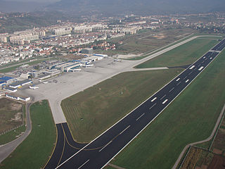 airport in Bosnia and Herzegovina