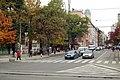 Sarajevo Tram-Line Veliki-Park 2011-10-28.jpg