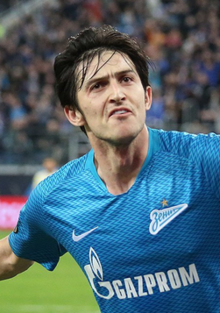Sardar Azmoun in FC Zenit, 21 February 2019 (cropped).png