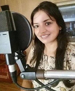 Savitha Reddy Indian dubbing artist