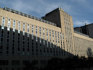 University of Pittsburgh School of Medicine - Scaife Hall, home of the Pitt School of Medicine.