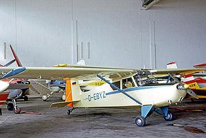 Scheibe SF-23 Sperling - Early production SF-23A Sperling in 1965