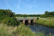 Schleswig-Holstein, Fitzbek, Störbrücke (Dorfstrasse) NIK 5644.JPG