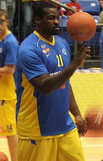Sofoklis Schortsanitis - Schortsanitis with Maccabi Tel Aviv, 2011