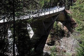 Rüeggisberg - Schwandbach Bridge