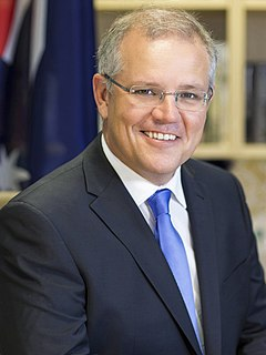 Scott Morrison 30th Prime Minister of Australia