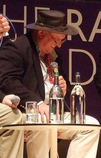 Scottie McClue - Scottie McClue at the Radio Festival 2008
