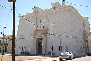 Lower Dauphin Street Historic District - Image: Scottish Rite Temple Mobile Alabama