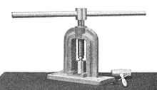 A screw-type pellet mill