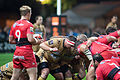 Scrum - US Oyonnax vs. Rugby Club Toulonnais, 3rd October 2014 (2).jpg