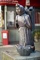 Sculpture Marktfrau Karoline Duhnsen Hans-Juergen Zimmermann Markthalle Hanover Germany.jpg