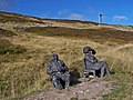 Sculptures on The Cairnwell - geograph.org.uk - 1502803.jpg