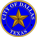 Seal of Dallas.svg