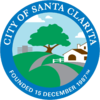 Official seal of Santa Clarita, California