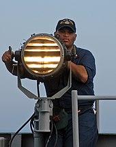 https://upload.wikimedia.org/wikipedia/commons/thumb/8/8d/Seaman_send_Morse_code_signals.jpg/170px-Seaman_send_Morse_code_signals.jpg