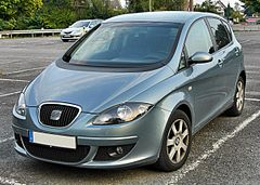 Seat Altea przed liftingiem