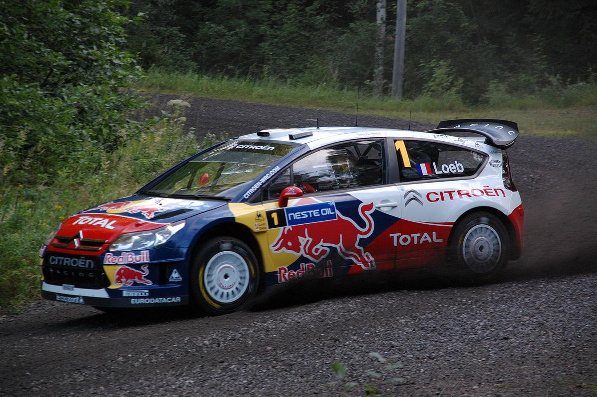 Championnat Du Monde Des Rallyes 2009 Wikip 233 Dia