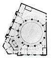Second floor plan Cleveland Trust Co Bldg - 1905.jpg