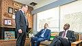 Secretary Carson visits Cedar Rapids, Iowa (41552685722).jpg