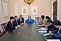 Secretary Clinton, Under Secretary Burns, and Assistant Secretary Blake Meet With Indian Foreign Secretary Rao (5037437475).jpg