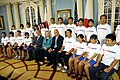 Secretary Clinton Meets With MLB Hall of Famer Cal Ripken, Jr., Japanese Youth Baseball and Softball Players, and Four Coaches.jpg