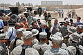 Secretary of Defense visits Advisory and Assistance Brigade in Iraq DVIDS190812.jpg