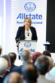 Secretary of State Karen Bradley at the official opening of the new flagship premises of Allstate NI. (29365000758).png