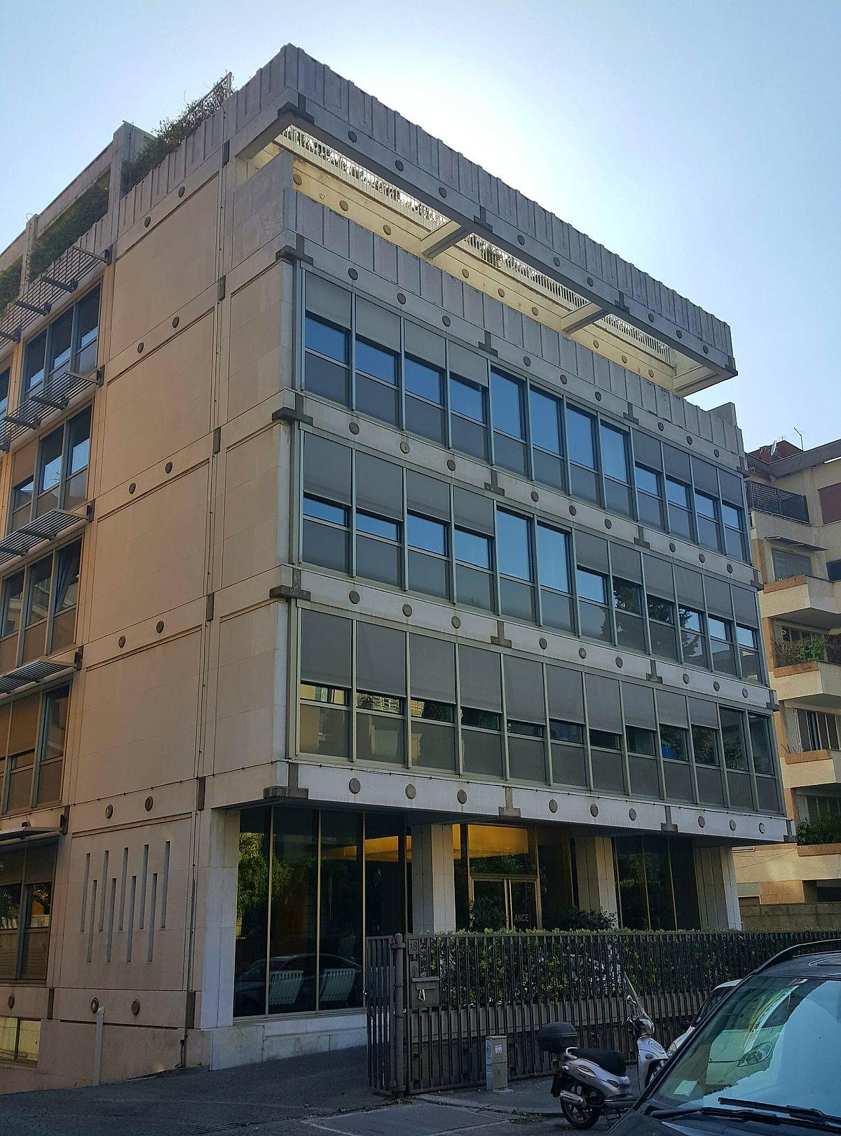 Imprese Di Costruzioni Roma associazione nazionale costruttori edili - wikipedia