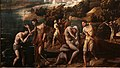 Seguace di jan van scorel, battesimo di cristo, 1550 ca. 02.jpg