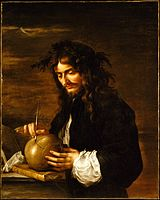 Self-portrait of Salvator Rosa (Italian, Arenella (Naples) 1615–1673 Rome).jpg