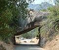 Sequoia National Park - Tunnel Rock rear.JPG