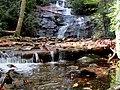 Setrock Creek Falls Black Mountain Campground Pisgah Nat Forest NC 4392 (37947700871).jpg