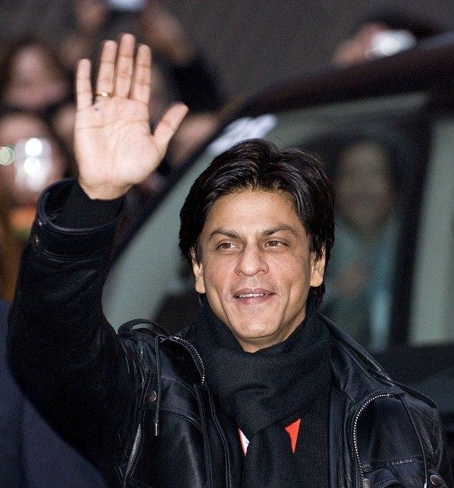 Shahrukh Khan in 2008