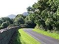 Sharp bend in Tullybrannigan Road - geograph.org.uk - 1471845.jpg