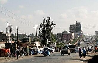 Shashamane - Main Street Shashamane
