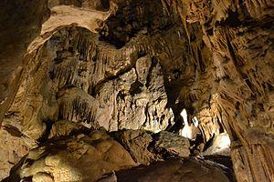 Lake Shasta Caverns - Image: Shasta Caverns 3