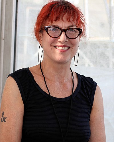Picture of an author: Shelley Jackson
