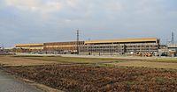 Shin-takaoka station under construction.jpg
