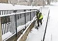Shoveling snow at Mammoth (22674316369).jpg
