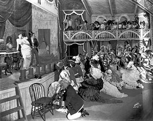 Show Boat - Scene from the original Broadway production