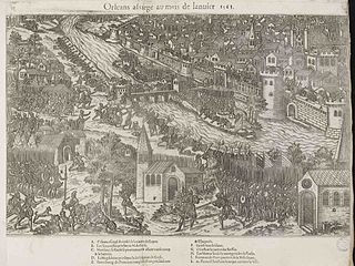 Siege of Orleans (1563)